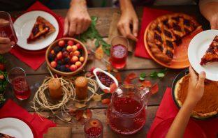 Thanksgiving as a widow