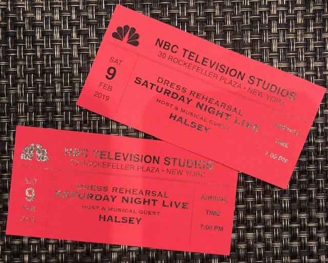 How A Night At SNL Brought Back Twenty-Something Memories