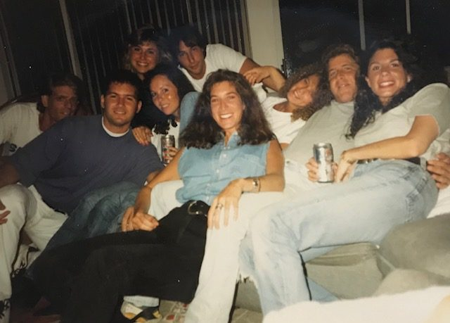 20-something in the 90s