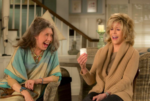 I'm Too Young For Grace and Frankie, Or Am I?