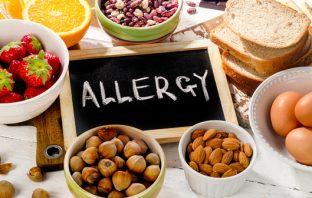 A College Freshman And A Food Allergy