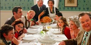 modern family thanksgiving