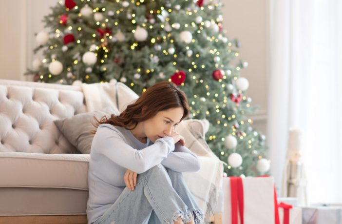 widow and christmas