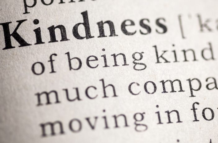 Kindness Is The Perfect Holiday Gift